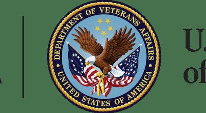 Logo of the U.S. Department of Veterans Affairs