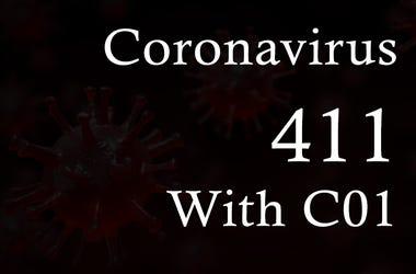 Coronavirus 411
