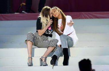 Miley Cyrus & Ariana Grande