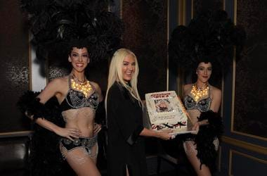 Erika Jayne in Las Vegas