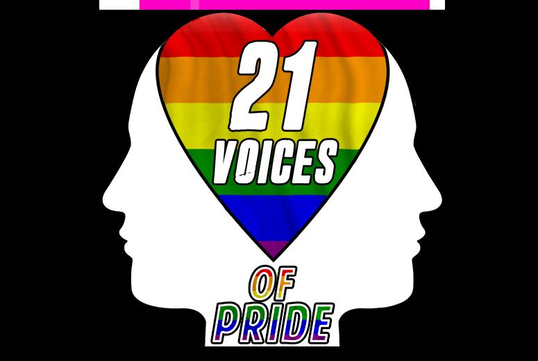 21 Voices Of Pride