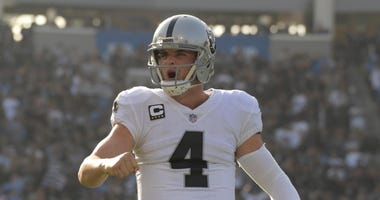 Carr Sees Promise Ahead As Raiders Miss Playoffs Yet Again