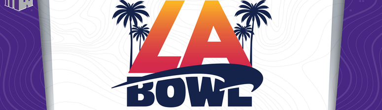Promotional logo pic for the new LA Bowl
