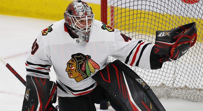 Robin Lehner, NHL