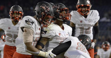 UNLV Shifts Colorado State Game At Allegiant Stadium