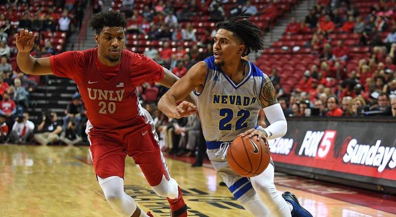 2017-18 UNLV Men's Basketball Media Guide - University of Nevada Las Vegas  Athletics