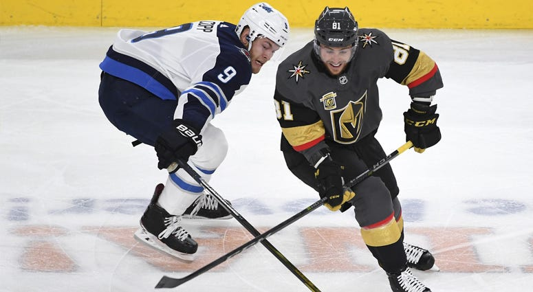 VGK vs Winn Game 3