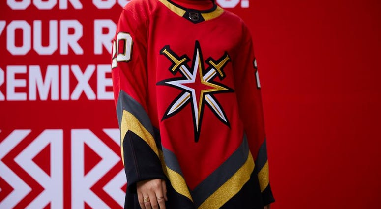 Golden Knights Unveil All New Reverse Retro Jersey Cbs Sports Radio 1140 Please use spoiler tags for major game events. reverse retro jersey