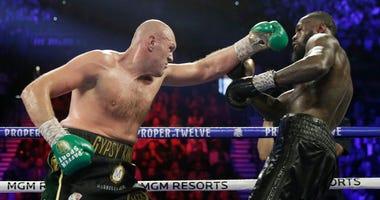Fury Defeats Wilder By 7th Round TKO