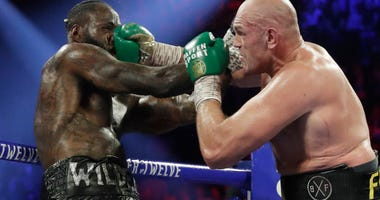 Lace 'em Up: Boxing Set For June 9 Return In Las Vegas