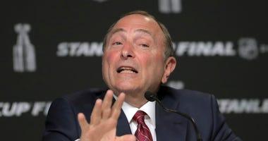 NHL Restart Plan: 24-Team Playoff, Two Hub Cities