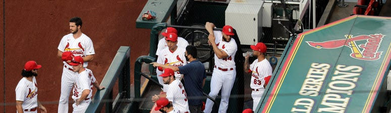Entire Cubs-Cards Series Postponed After More Positive Tests
