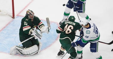 Tanev Scores 11 Seconds Into OT As Canucks Beat Wild 5-4