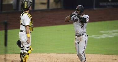 Marté, Vogt Homer To Carry Diamondbacks Over Padres 3-2