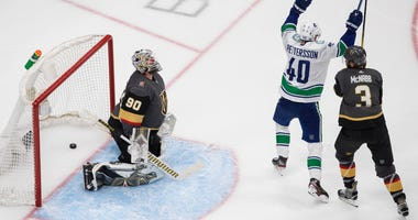 Canucks Stay Alive, Beat Golden Knights 2-1 In Game 5