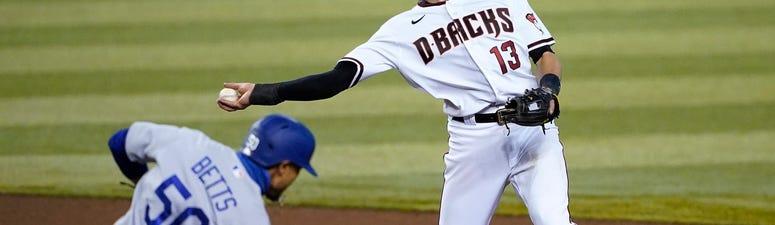 Diamondbacks Shake Prolonged Slump, Beat Dodgers 5-2