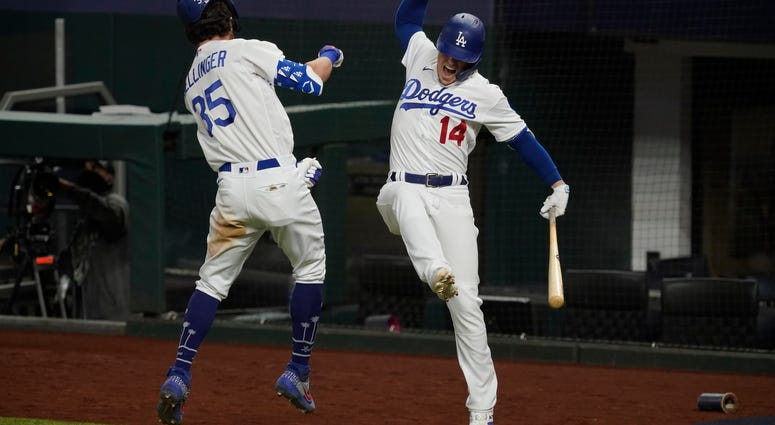 Football rules nationally, Dodgers in Los Angeles