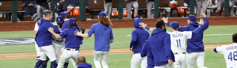 Dodgers-Rays rare wild-card era matchup of baseball's best