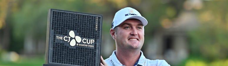 Jason Kokrak wins CJ Cup for first PGA title