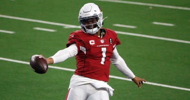 Murray has happy homecoming, Cards cruise past Cowboys 38-10