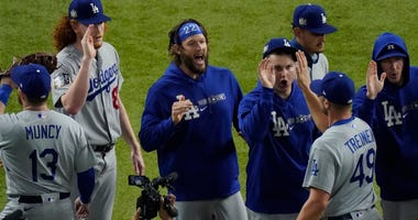 Dodgers 1 win from title after 32 years and more than $3.6B