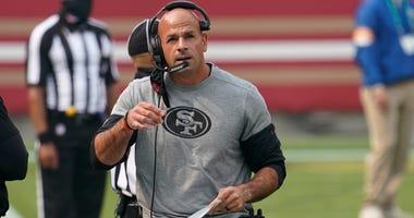 Jets hire 49ers defensive coordinator Robert Saleh as coach