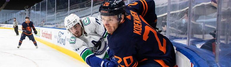 McDavid has hat trick, Oilers beat Canucks 5-2