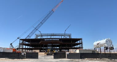Raiders HQ Construction