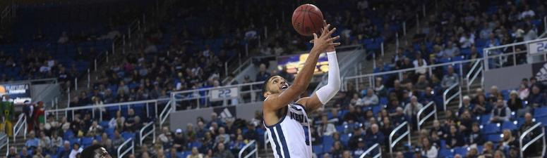 Nevada takes on Texas Southern during their basketball game in Reno on Dec. 18, 2019