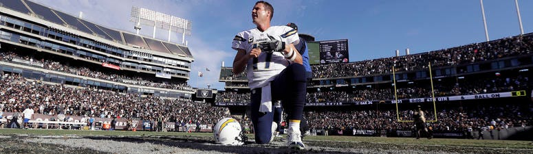 Rivers Prepares For Final Scheduled Start In Oakland