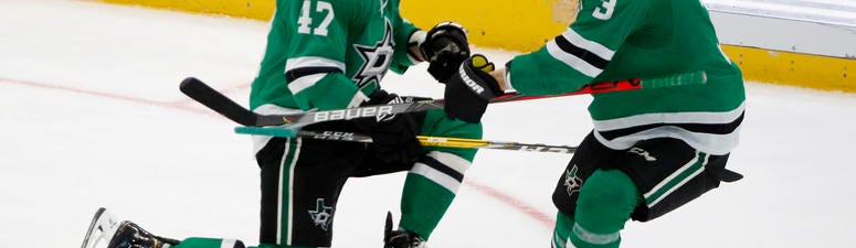 Vegas' Slide Continues With 4-2 Loss To Stars