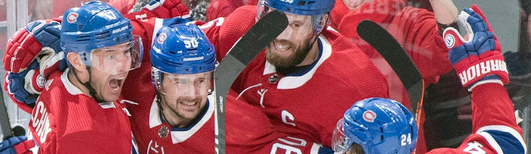 Tatar Scores In Shootout, Canadiens Beat Vegas 5-4