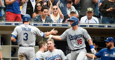 Kershaw Wins 16th, Dodgers Beat Padres 1-0