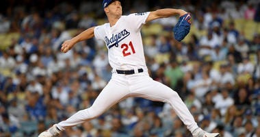 Buehler Leads Dodgers Past Nats 6-0 In NLDS Opener