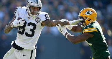 Raiders Resist Making Trade Deadline Moves