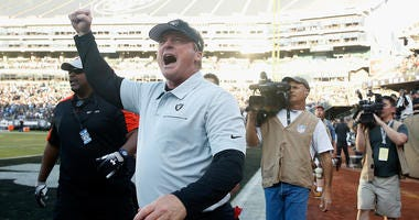 Raiders' Win Shows Progress And That's A Big Deal