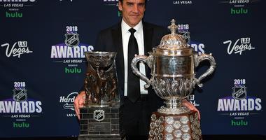 NHL Awards Set for June 19 at Mandalay Bay Events Center