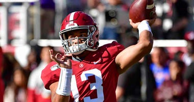Alabama Drops To #5 In New CFP Rankings