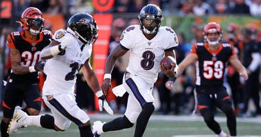 NFL ICYMI: Not Only Is Lamar Jackson A QB, He Might Be MVP