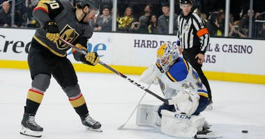 Stephenson Scores In OT, Golden Knights Rally Past Blues