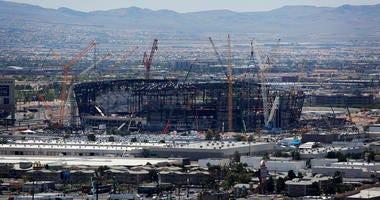 Delay In New Allegiant Stadium Roof Causes Concern