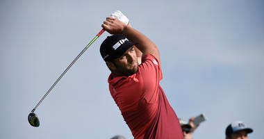 Rahm Takes Lead At Torrey Pines With McIlroy Lurking