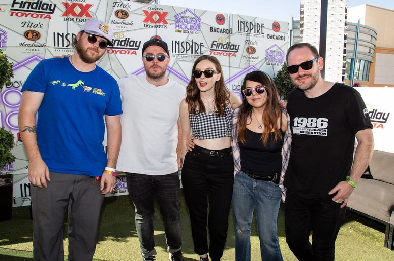 Chvrches; Sound House, Sept. 21, 2018