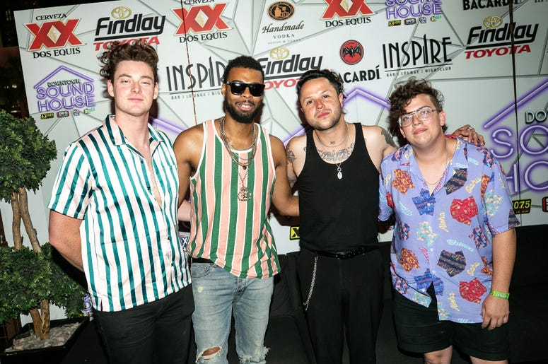 Lovelytheband; Sound House, Sept. 23, 2018