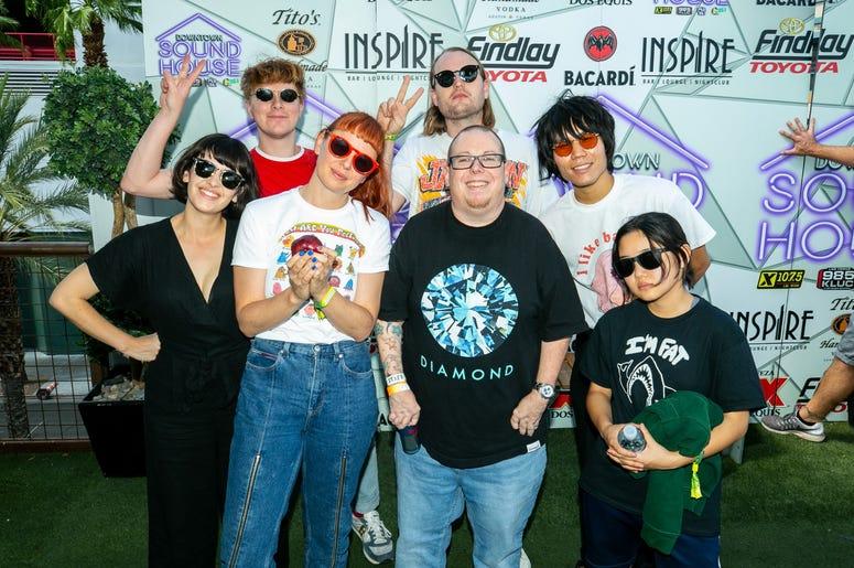 Superorganism; Sound House, Sept. 23, 2018