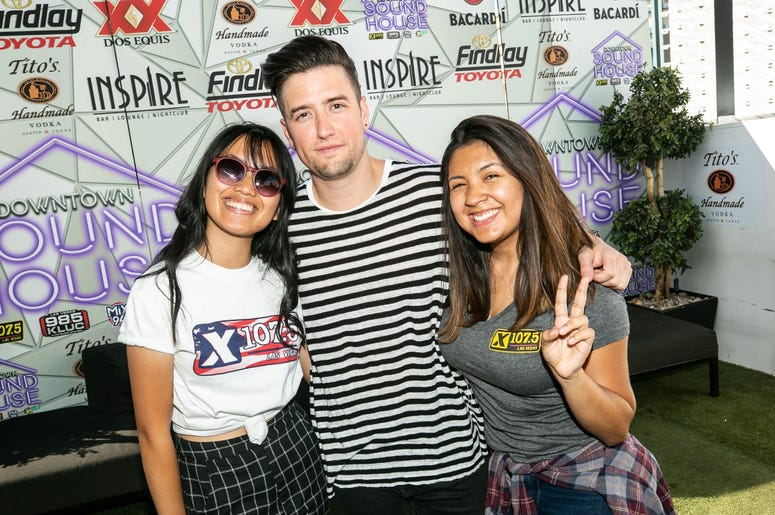 Logan Henderson; Sound House, Sept. 23, 2018