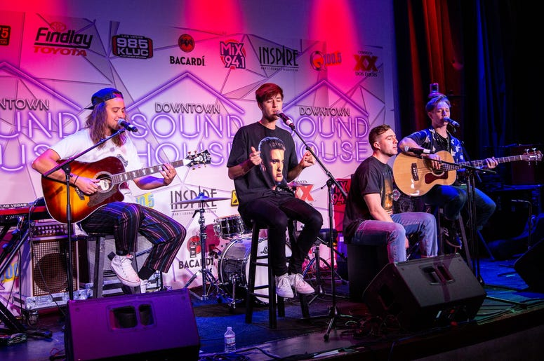 The Drax Project; Sound House, Sept. 21, 2018