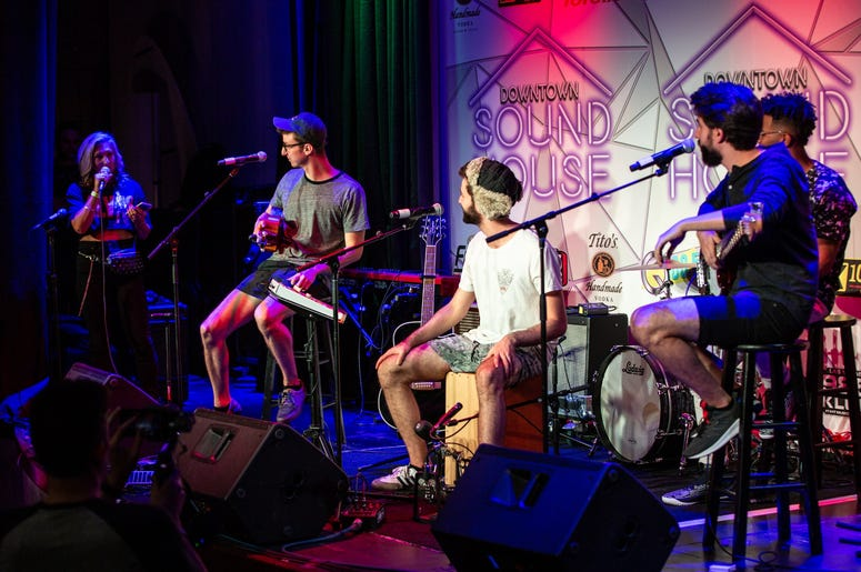 AJR; Sound House, Sept. 22, 2018