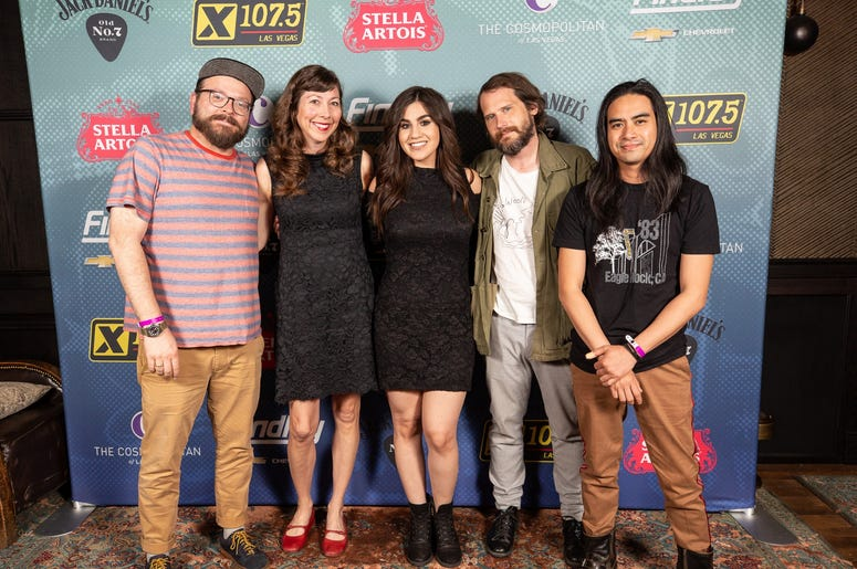 Silversun Pickups Meet the Fans at OBC 2019
