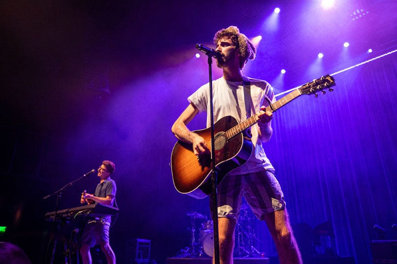 AJR Perform at OBC 2019 Night 1